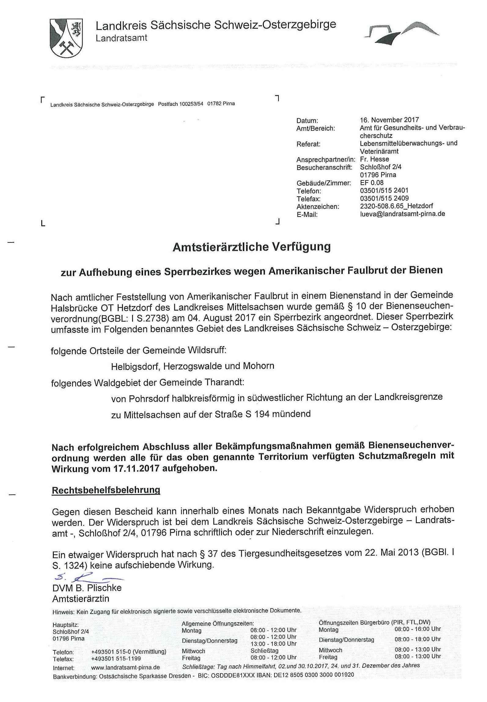 Aufhebung Sperrbezirk Bienen_2017.jpg